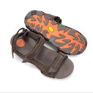 Vionic Vibram Boyes Men's Backstrap Sandals